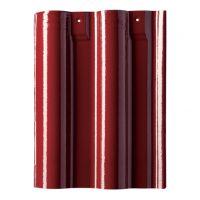 龙冠瓦业;品种多-品质高-颜色均匀-全瓷连锁瓦