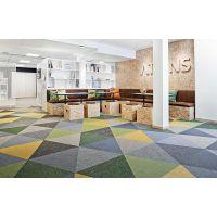 郑州PVC编织地毯编织地板厂家波龙细丝椭圆丝扁丝系列