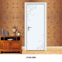 2018年新款白色复合烤漆门橡木门  实木烤漆门 欧式卧室房门