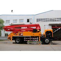 科尼乐集团 21米移动泵车