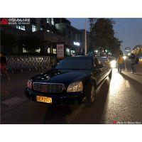 上海商务包车 机场接送 加长版凯迪拉克帝威出租 租一台长轿车多少钱 悍马出租