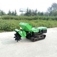 自走式除草机深耕机 慧聪机械开沟施肥回填机视频