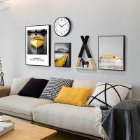 厂家直销北欧风格客厅卧装饰沙发背景墙挂画壁画创意组合画装饰画