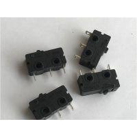 供应ST-1微动开关3脚 小家电行程 按键开关 银触点小型微动