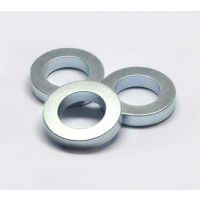 定做圆形磁环 强力钕铁硼圆环磁铁 环形磁钢生产加工