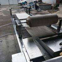 环保型自动上料双层豆腐皮机/六盘水大型不锈钢千张设备