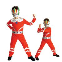 旦旦超人服装B-0042万圣节表演服化妆舞会服装狂欢节服饰奥特曼