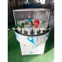 青州半自动洗瓶机玻璃瓶冲瓶机刷瓶机质量保证