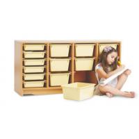 餐厅卧室书房幼儿园多层环保带脸盆的多功能收纳柜