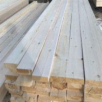 东莞建筑木方 坚固耐用 使用寿命长 房建桥梁用方木条