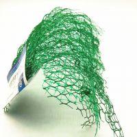 厂家现货PE三维土工网垫 固土三维植被网 绿化草坪