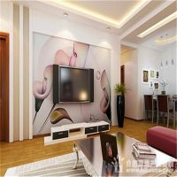 武汉市 瓷砖电视背景墙画打印机3D背景墙打印机 多彩画质