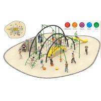 室外大型游乐设备小区公园爬网组合大型爬网游乐场攀爬网非标拓展
