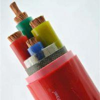 (ZR)-HGVFP2 硅橡胶绝缘丁腈聚氯乙烯护套铜带绕包屏蔽(阻燃)电力软电缆长峰