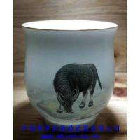 景德镇瓷器 陶瓷凳子 景德镇陶瓷 陶瓷工艺品 花瓶45