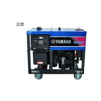 雅马哈EDL13000TE额定10KW小型车载静音三相柴油发电机组380V