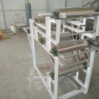豆腐皮机厂家 多功能千张成型机 不锈钢干豆腐设备