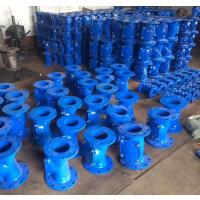 HC44X铸钢法兰橡胶瓣闭止回阀生产厂家