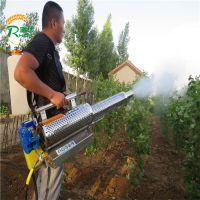 果树杀虫专用弥雾机 背负式烟雾机 工地降温喷雾机