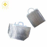 铝箔保温袋 一次性食品大号烧烤暖保鲜袋加厚保温袋 星辰直销