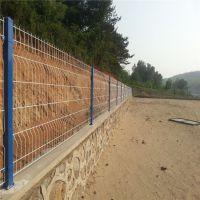 泉州护栏网批发 桂林高铁围栏网 双边丝护栏网作用