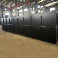 中水回用设备污水处理回用一体化设备无害化污水处理系统制造设备