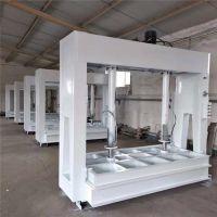 供应50吨全自动带自动链条木工冷压机 常规2500液压冷压机厂家