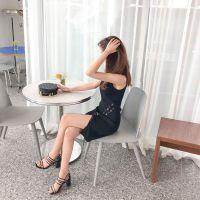 玛丝菲尔女装折扣店加盟电话 杭州折扣女装批发在哪里尾货橘色外套