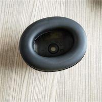 厂家生产吸塑成型隔音降噪耳机皮耳套 吸音海绵防护耳机耳套 量大价优