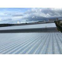 老旧金属彩钢屋面防水防锈治理