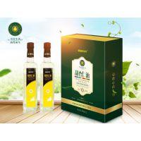 甜杏仁油500ml礼盒装,高品质一级食用油,厂家河南晶森大量供应