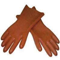高压绝缘手套10kv防电带电作业手套电工劳保橡胶手套