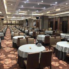 宁波市中餐馆家具定做,中式菜馆桌子椅子批发
