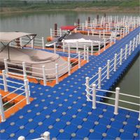 庆阳水上乐园浮筒钓鱼游艇平台浮筒人造浮岛浮台