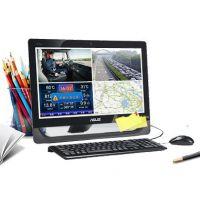 琸源GPS卫星定位4G车载视频监控硬盘录像实时画面监控保险货物及人员安全