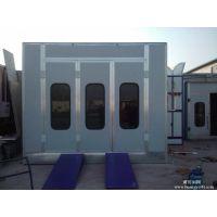 博远供应霍州市汽车烤房厂家40度 BY-1S红外线汽车烤漆房 喷漆房