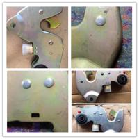 锁芯铆接 锁体铆接 由于种类繁多,每一种都需要定制压铆夹具
