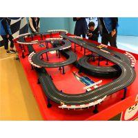 商场游乐场暑期创业项目儿童玩具电动轨道赛车投资小回报快