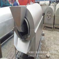 直销 全自动不锈钢多物质燃料小型烘干机大型转筒式花生炒锅设备