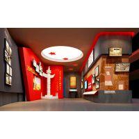 郑州党建展厅装修设计一定要符合党的精神 专业展厅装修公司
