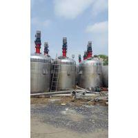 出售二手电加热反应釜,二手内盘管搪瓷反应釜价格