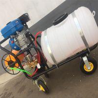 优质果园大棚专用自走式三轮车打药机 省时省力 众诺机械