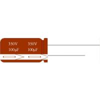 铝电解电容 长寿命电解电容5000小时-10000小时 电容器 100UF 350V