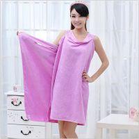 百变魔术浴巾超细纤维情侣浴巾可穿浴巾亲子超强吸水 浴裙