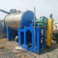 大量回收3000L二手耙式真空干燥机