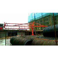 新疆石河子鑫旺新型设计HG12/15/18款式工程施工布料设备