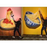 上海墙绘墙体彩绘手绘壁画手绘墙涂鸦3D立体画喷绘