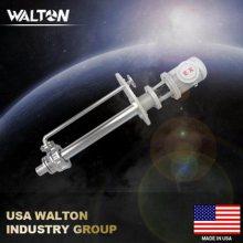 美国WALTON沃尔顿 进口长轴液下泵 液下排污泵 不锈钢液下泵
