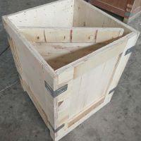 黄岛出口胶合板木箱 木箱加工厂家 胶合板箱定做