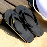 一件代发拖鞋男夏时尚外穿防滑拖鞋男士室外平跟个性休闲橡胶沙滩